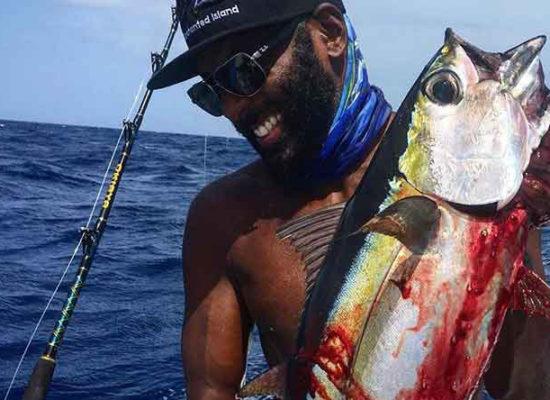 romany-malco-fishing-tuna-puerto rico